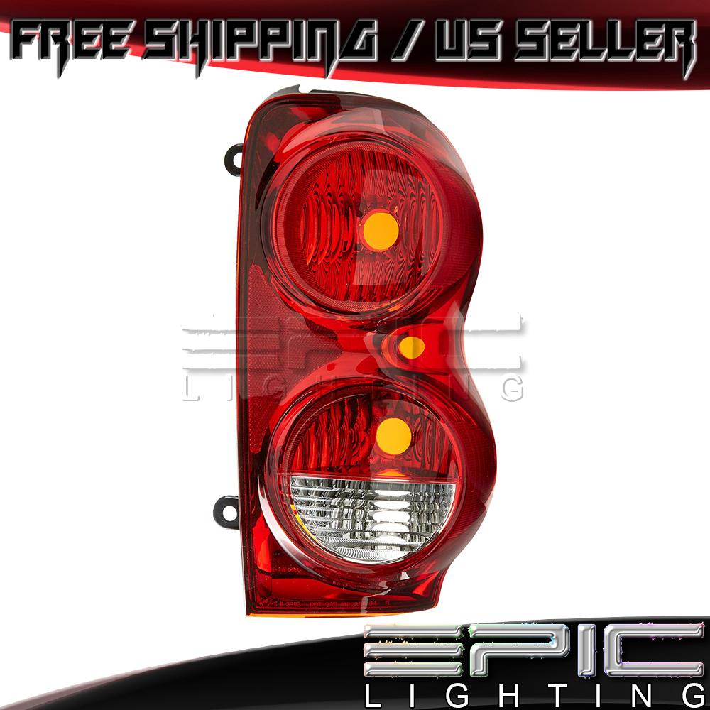 Rear Brake LED Tail Light for 2011-2013 CHRYSLER 300 Right Passenger Side RH