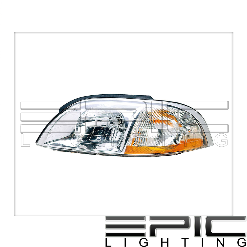 TYC 20-5538-00 Ford Windstar Driver Side Headlight Assembly