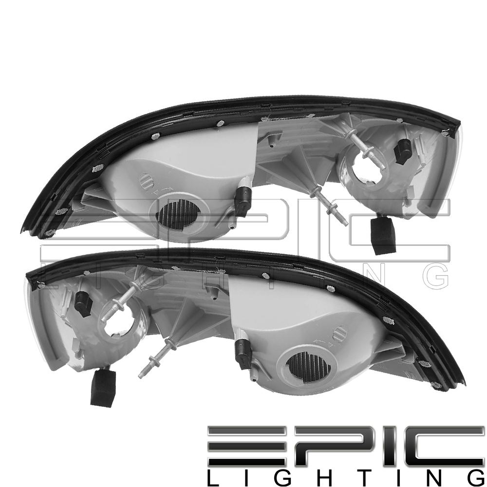 FITS FOR 1998-2002 MC GRAND MARQUIS PARK SIGNAL LIGHT RIGHT /& LEFT PAIR SET