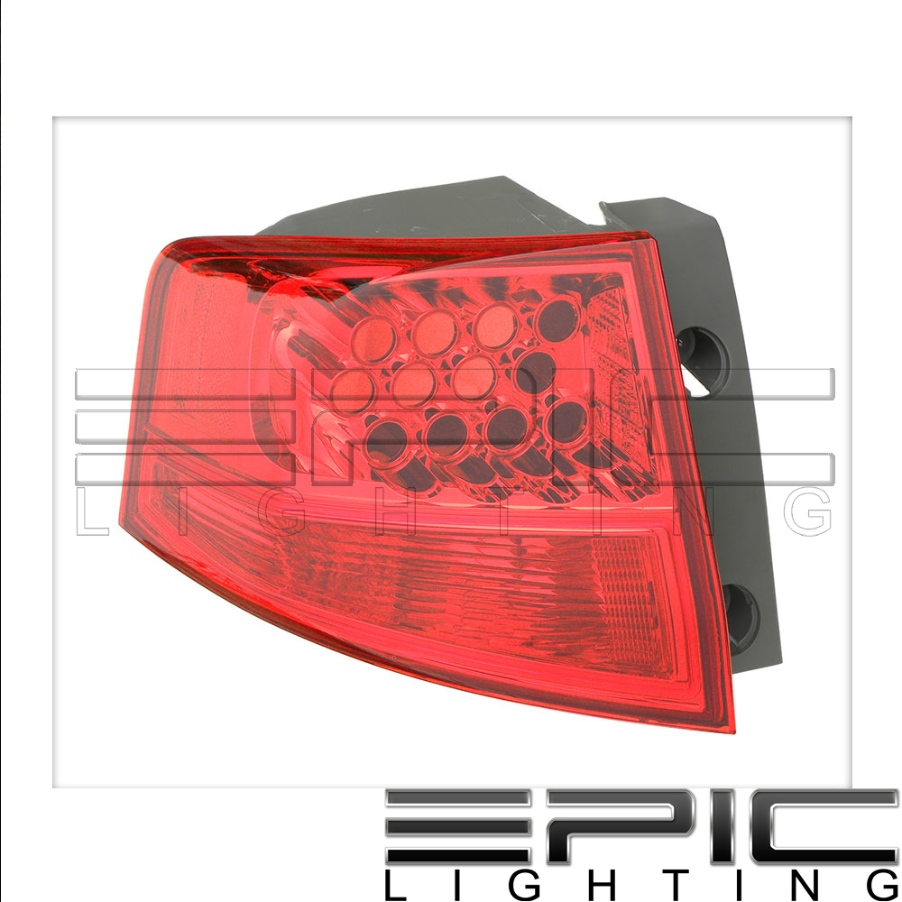 Fits 07-10 ACURA MDX TAIL LIGHT/LAMP Driver Side (Left