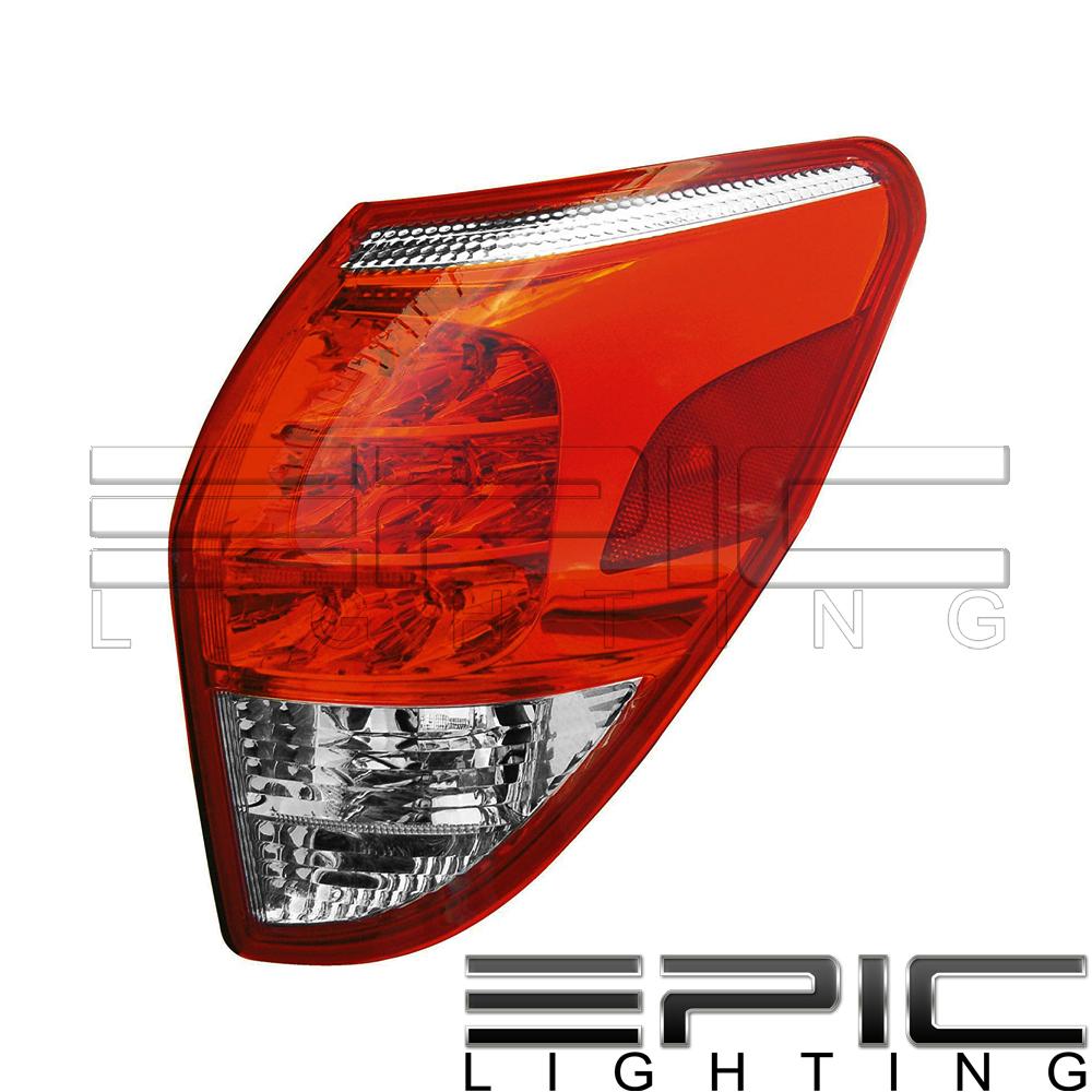 Tail Lamp Lens and Housing Passenger Side Fits Toyota RAV4 2006-2008 TO2819127